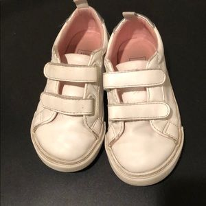 Girls Gap White sneakers